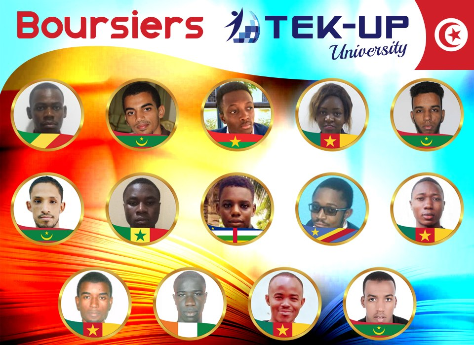 TEK-UP Scholarships for 2020/2021 Academic Year